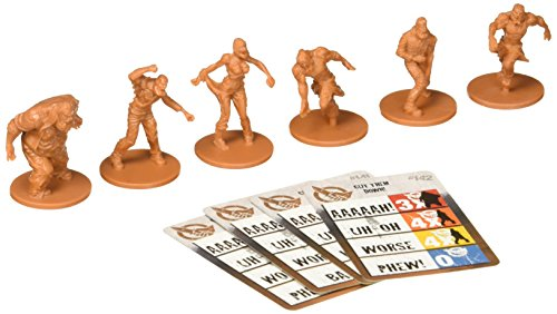 Guillotine Games Zombicide: Angry Zombies