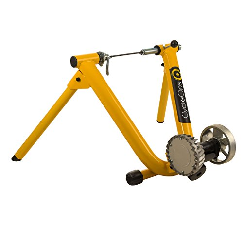 CycleOps Heimtrainer Fluid Yellow -