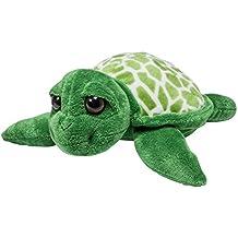 Elcee-Haly elcee-haly16696 30 cm Verde Ojos Grandes Tortuga número ...