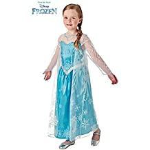 ff1f7b4b0 Disney Frozen - Disfraz de princesa Elsa para niña