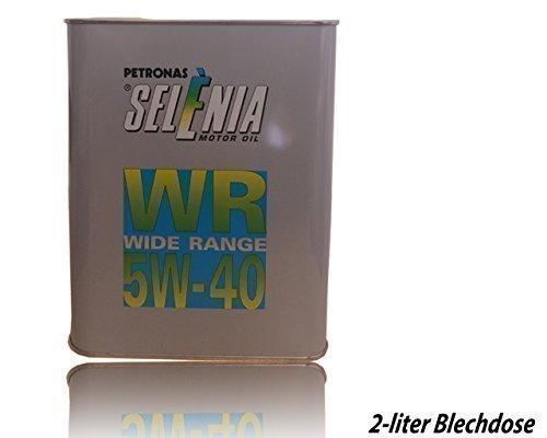 Selenia WR 5W-40, 2 lt