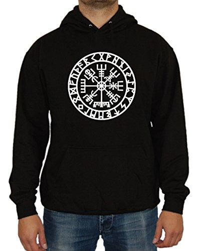 Artshirt-Factory - Sudadera con capucha - para hombre negro XL