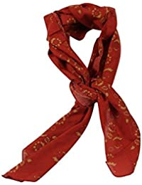 Girl's & Women's Stole With 100 % Cotton Floral Print ( Size- 100 X 200 Cm) - B06XMY6F18