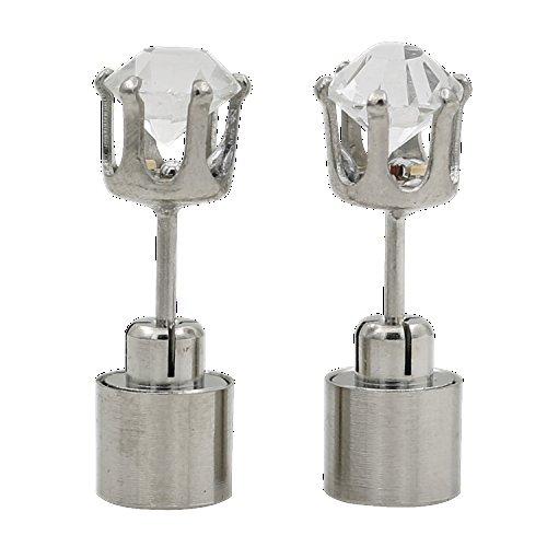 1 Paar Licht Up LED Blinkt Ohrringe Partei Accessoires Dekor Geschenk (Holloween Dekor)