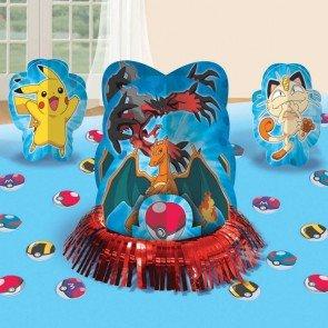 Napkins Pokemon Table Decorating Kit, Multicolor by Napkins