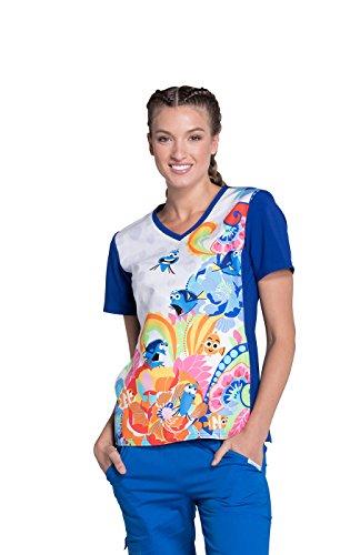 Cherokee Original Disney Tooniforms Kasack Findet Nemo der US-Marke Uniforms - Medizinische Cherokee Uniformen
