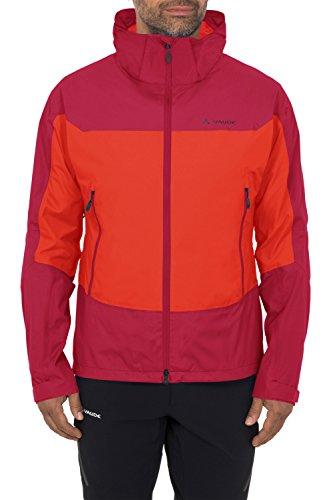 Vaude Herren Jacke Men's Kofel Jacket II Glowing Red