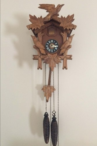 Cuckoo Clock Journal