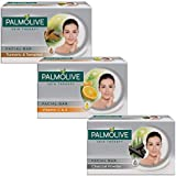Palmolive Skin Therapy Vitamin C And E Soap - 75 G With Skin Therapy Charcoal Soap - 75 G And Skin Therapy Turmeric...