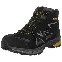 Dewalt Anchor Safety Shoes 46 EU, 50085-126-46, Black/Grey