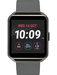 Timex iConnect Digital Gunmetal Dial Unisex's Watch-TW5M31300