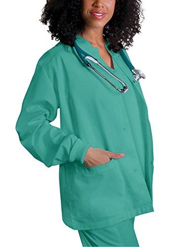 Schrubb-Jacke für Frauen, Arbeitsjacke für Krankenschwestern & Ärzte 602 Color SUG | Talla: ()