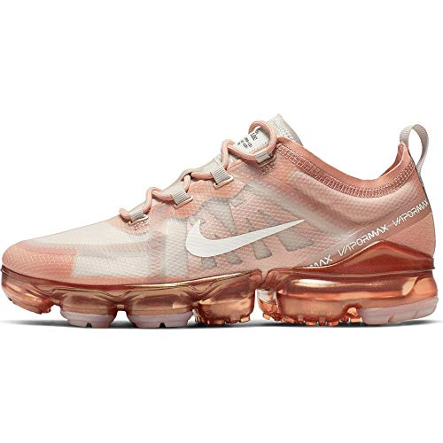 df070eb60f Nike Damen WMNS Air Vapormax 2019 Leichtathletikschuhe, Mehrfarbig (Rose  Gold/Summit White/