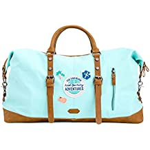 Mr. Wonderful Bolsa de Fin de Semana You Can Never Have Too Many Adventures,