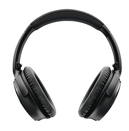 Bose QuietComfort 35 II - Auriculares inalámbricos, Negro