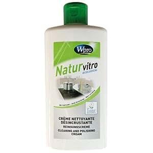 Wpro ECO307 Crème Nettoyante Désincrustante Ecolabel 250 ml