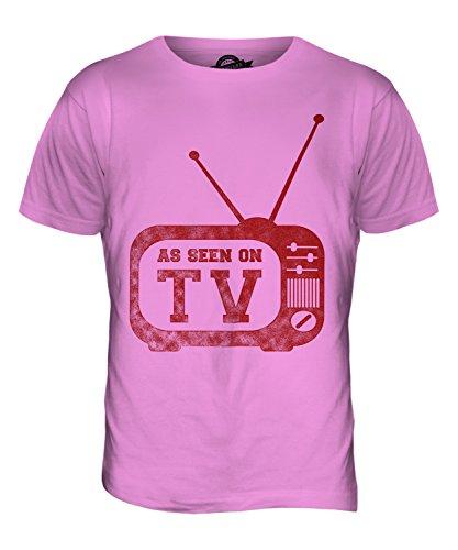 CandyMix As Seen On Tv Herren T Shirt Rosa