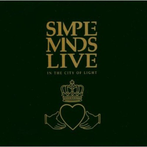 Simple Minds: Live In The City Of Light (Audio CD)
