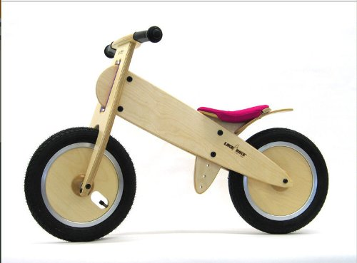 Preisvergleich Produktbild LIKEaBIKE mountain -Sattel pink- (KOKUA Like a Bike)
