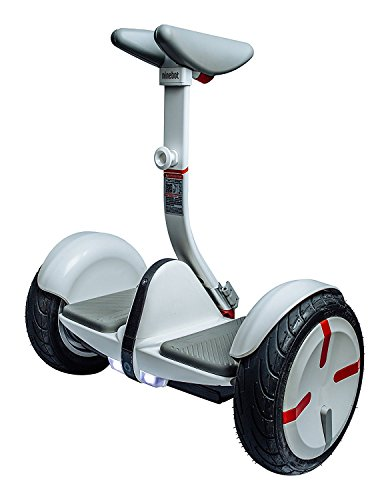 Ninebot by Segway MiniPro 320 Scooter Auto balanceado 18 kmh Blanco - Scooters Auto balanceados (18 kmh, 30 km, 15°, Blanco, 100 kg, 26,6 cm)