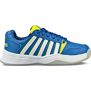 K-Swiss Performance Jungen Court Smash Carpet-strngblu/Nenctrn/Wt-m Tennisschuhe