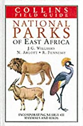 Field Guide to National Parks of East Africa (Collins Pocket Guide)