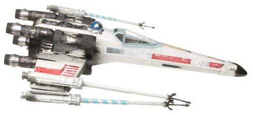 Luke Skywalker´s X-Wing Fighter w/ R2-D2 figure