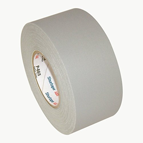 SHURTAPE P-665PROPOSITO GENERAL GAFFERS TAPE (PERMACEL)  COLOR GRIS 3 IN  X 55 YDS