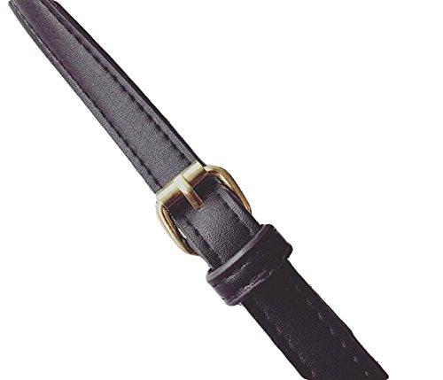 Damen Ring Sattel Tasche Mode Handtasche Messenger Bag Schulter Tasche Schultergurt Brown
