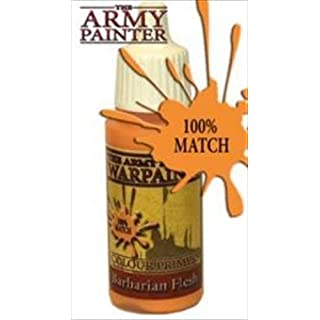 Warpaints: Barbarian Flesh (18ml/0.6Oz.) by The Army Painter (English Manual)