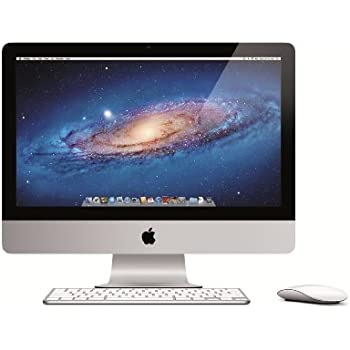 apple imac ordinateur de bureau 21 5 intel core i5 quadricoeur 500 go 4096 mo carte graphique. Black Bedroom Furniture Sets. Home Design Ideas