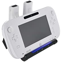 Tosa Controller Triple Charge Stand For Wii U