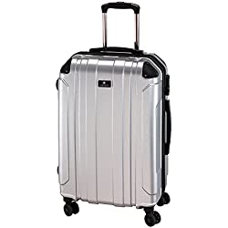 Check.IN Trolley L 66cm Bilbao Silver Plateado|Varios colores