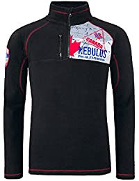 Nebulus Herren Larna Fleecesweater