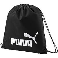 Puma Unisex Phase Sack Gym Bag, Black, One Size
