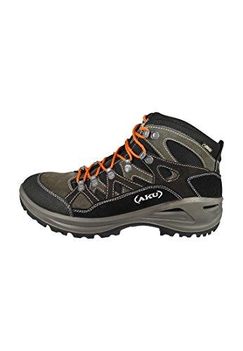 AKU Chaussures de randonnée Trekking 352-010 Erera GTX Gore-Tex Noir Orange Noir Black/orange