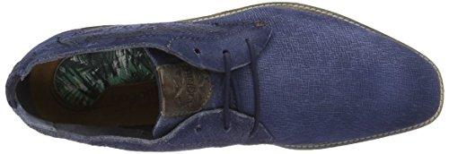 Bugatti 311254021400, Derby Homme Bleu (Dark Blue 4100)