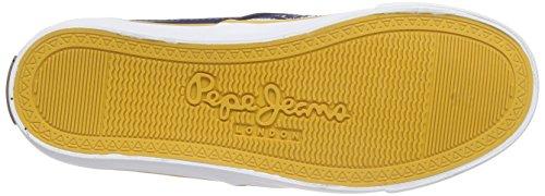 Pepe Jeans - Alford Africa, Scarpe da ginnastica Donna Blu (Blau (580SAILOR))