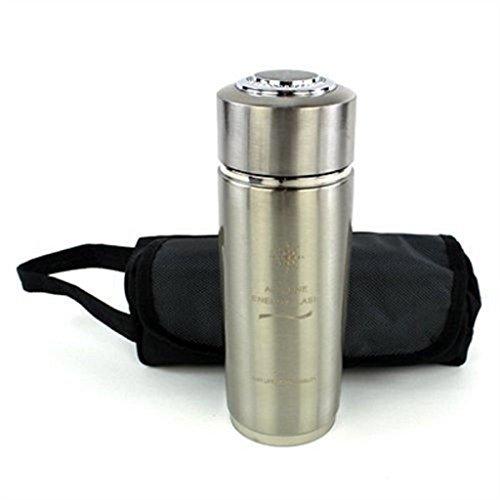 Filterbehälter–Zwillingsfilter Nano Energie Ionisator für alkalisches Wasser blyl-c2Fläschchen (Alkalisches Wasser)