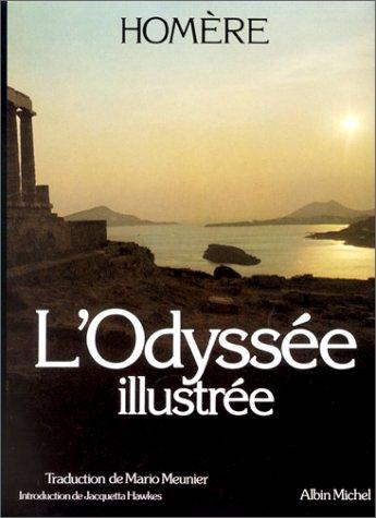 L'Odyssée illustrée par Homère