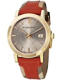 378ed8a7e7f4 Burberry BU9016 – Montre de Poignet pour homme, ...