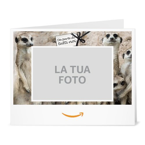 Design buono regalo Amazon.it