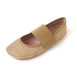 CAMPER Zapatillas Mujer Color Amarillo Talla 38