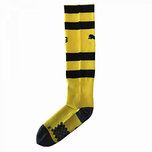 Puma Men's BVB Hooped Football Socks, Men