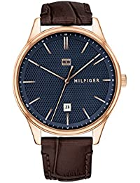 Tommy Hilfiger Analog Blue Dial Men's Watch - TH1791493