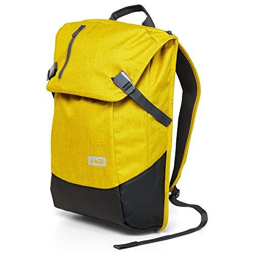 """AEVOR Daypack Rucksack - erweiterbar 18 auf 28 Liter, ergonomisch, Laptopfach 15\"""", wasserabweisend, Bichrome Sub"""