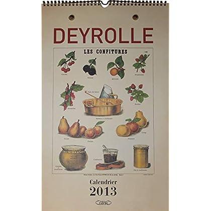Calendrier Deyrolle 2013