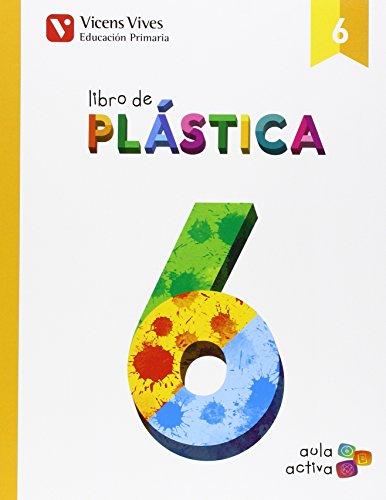 Libro de plastica 6 (aula activa)