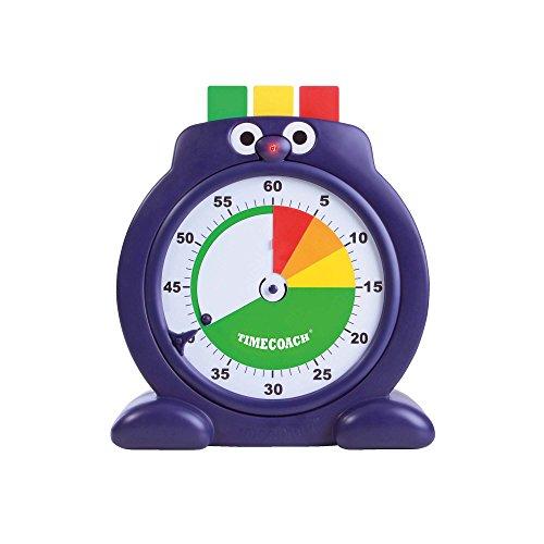 Preisvergleich Produktbild Die intelligente Zeituhr Timer Lernuhr Stoppuhr für Kinder Eltern Lehrer Schule, Uhr, Zeit, Lernen, Fördernder Lernfaktor und Spaßfaktor ist sehr groß,