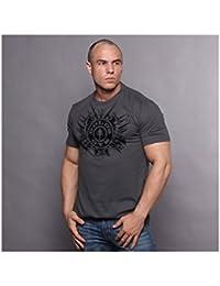 Golds Gym Explosin T-Shirt Olive Militäry Green Größe L